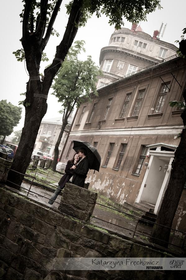 DSC_9350 Sesja narzeczeńska ... w deszczu :)