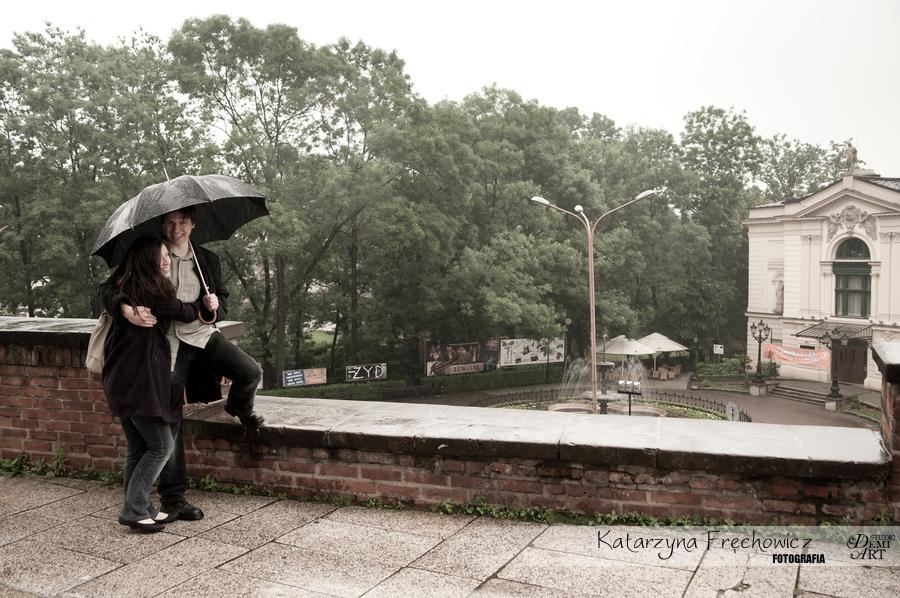 DSC_9363 Sesja narzeczeńska ... w deszczu :)
