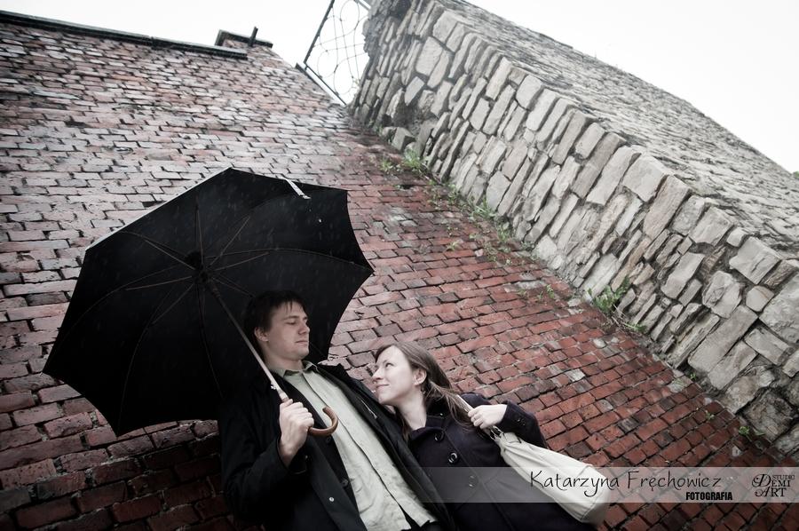 DSC_9384 Sesja narzeczeńska ... w deszczu :)