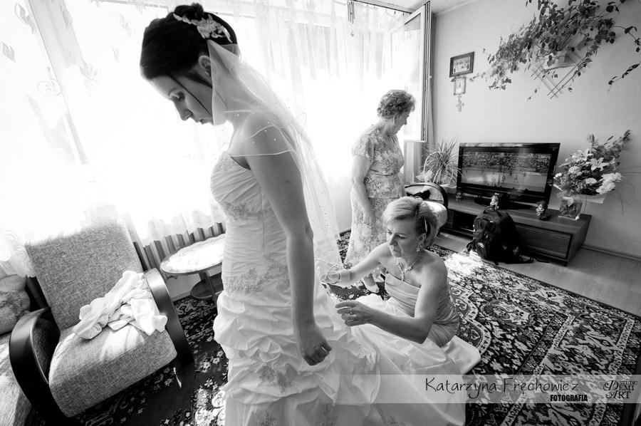 DSC_7310 Reportaż ślubny z wielkiego dnia Asi i Przemka :)
