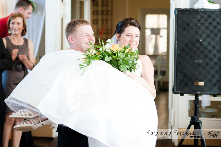DSC_7824 Reportaż ślubny z wielkiego dnia Asi i Przemka :)