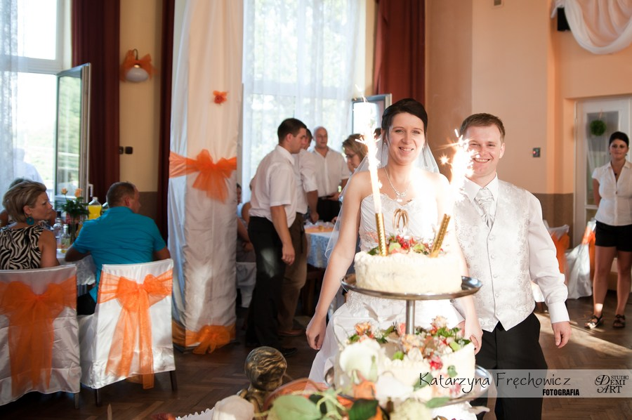 DSC_8025 Reportaż ślubny z wielkiego dnia Asi i Przemka :)