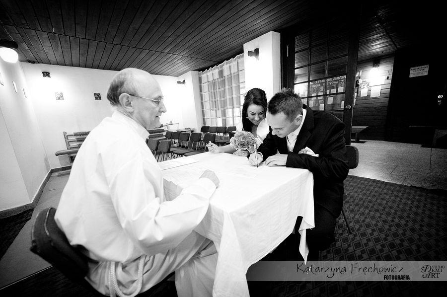 DSC_7092 Reportaż ślubny - Wisła