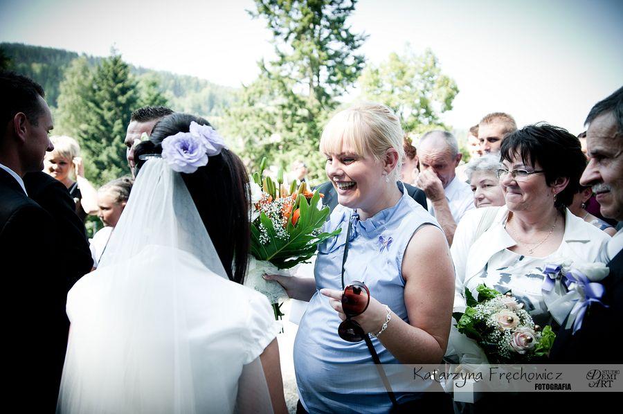 DSC_7272 Reportaż ślubny - Wisła