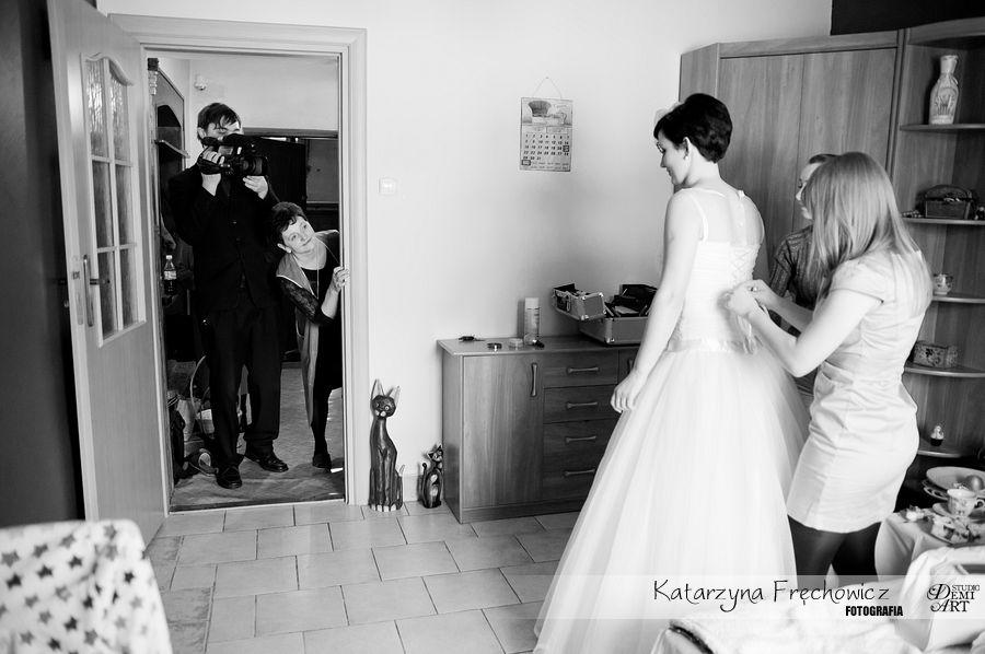DSC_158 Fotografia ślubna Tychy - część pierwsza Przygotowania i Ceremonia