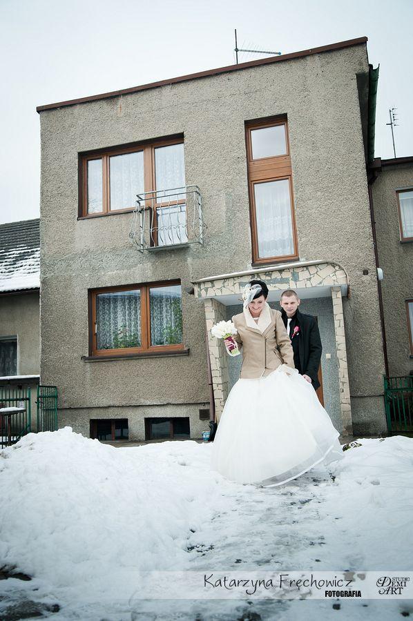 DSC_186 Fotografia ślubna Tychy - część pierwsza Przygotowania i Ceremonia