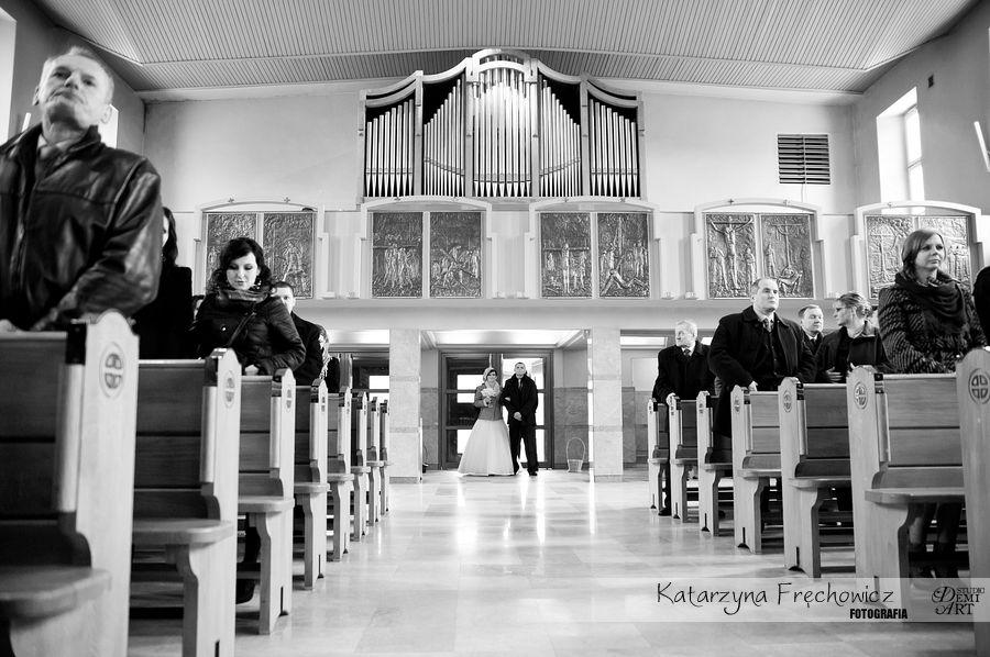 DSC_205 Fotografia ślubna Tychy - część pierwsza Przygotowania i Ceremonia