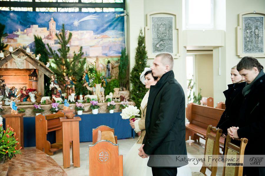 DSC_210 Fotografia ślubna Tychy - część pierwsza Przygotowania i Ceremonia