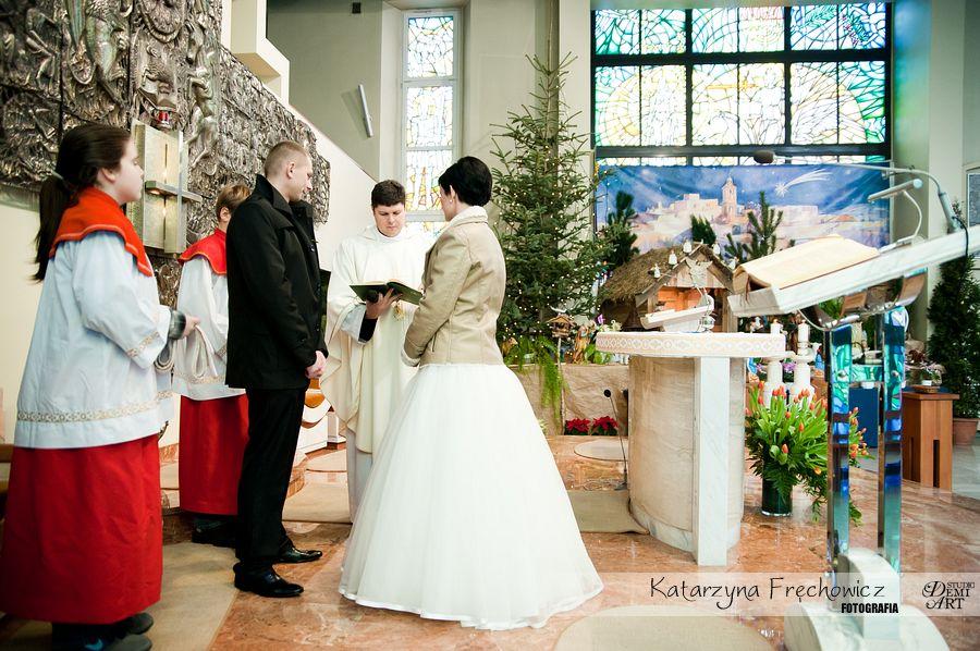 DSC_224 Fotografia ślubna Tychy - część pierwsza Przygotowania i Ceremonia