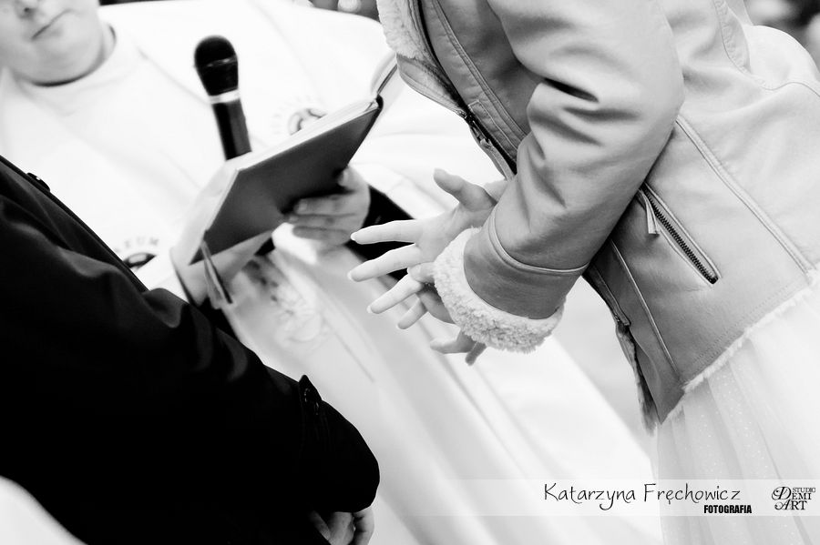 DSC_238 Fotografia ślubna Tychy - część pierwsza Przygotowania i Ceremonia