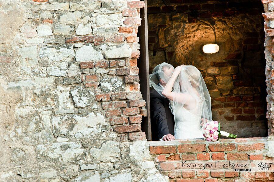DSC_1001 Plener ślubny na zamku - preludium