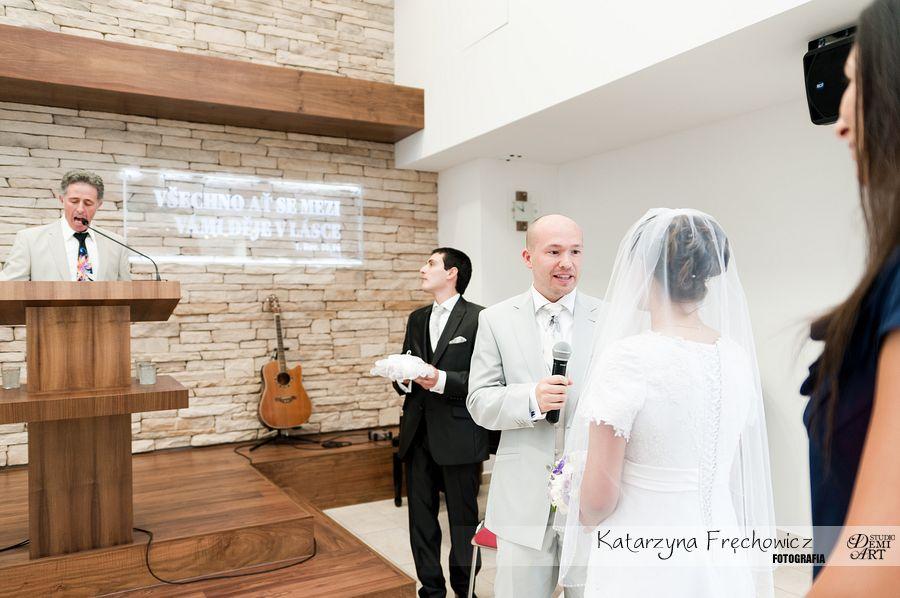 DSC_185 Zupełnie inna ceremonia ślubna
