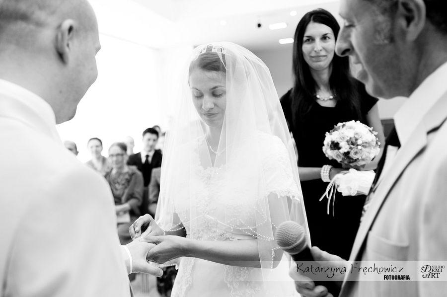 DSC_202 Zupełnie inna ceremonia ślubna