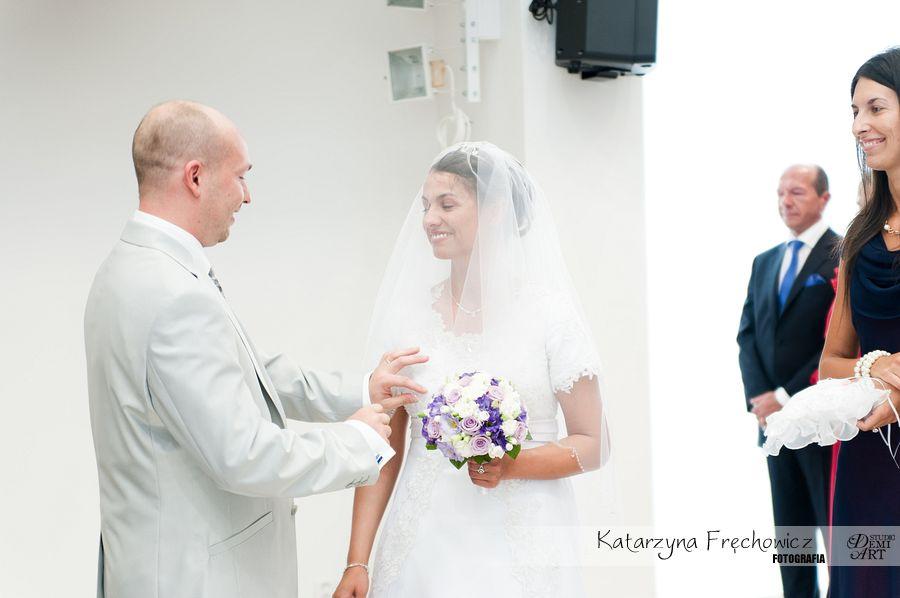 DSC_213 Zupełnie inna ceremonia ślubna