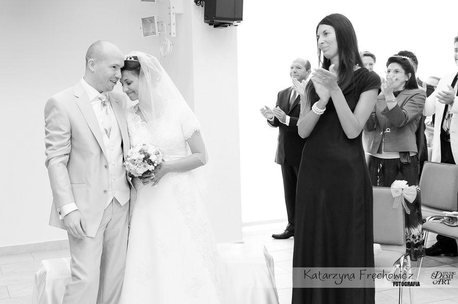 DSC_221 Zupełnie inna ceremonia ślubna