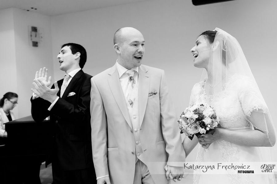 DSC_235 Zupełnie inna ceremonia ślubna