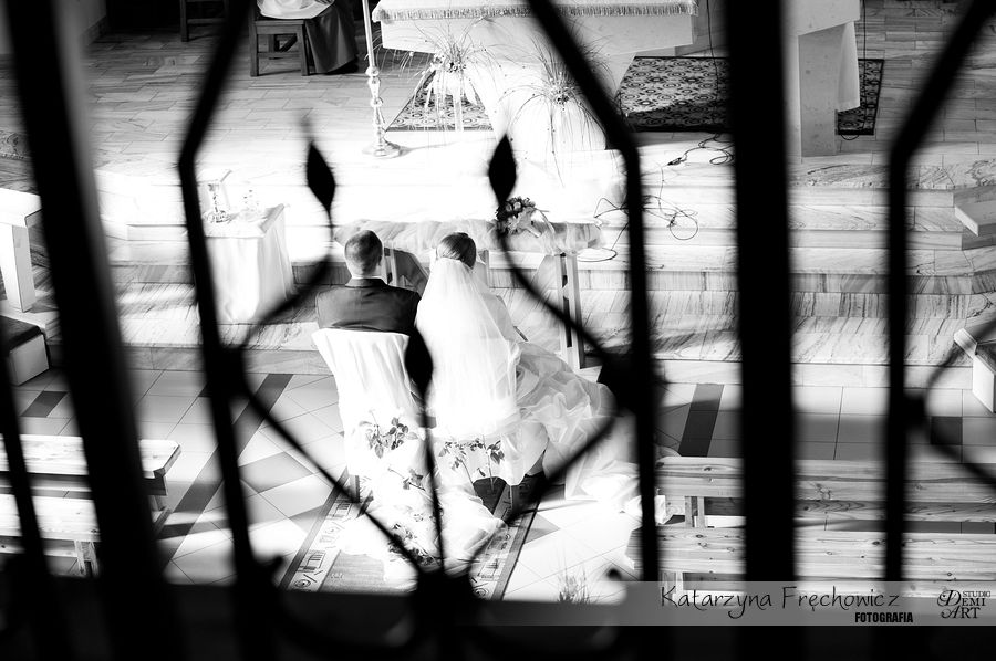DSC_3687 Ceremonia ślubna - zapowiedź