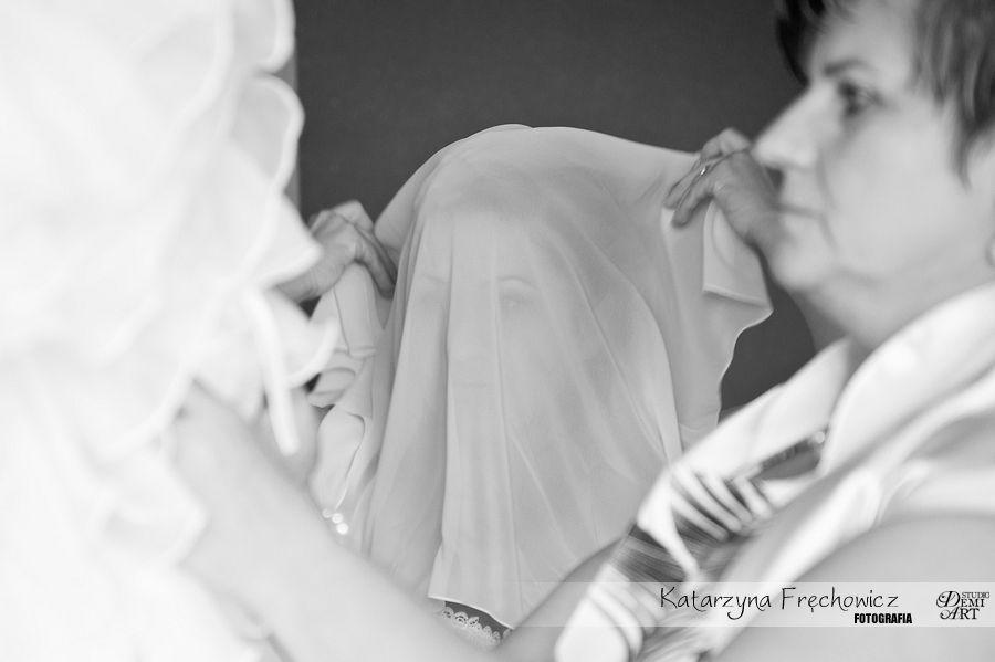 DSC_1191 Reportaż ślubny - przygotowania i ceremonia :)