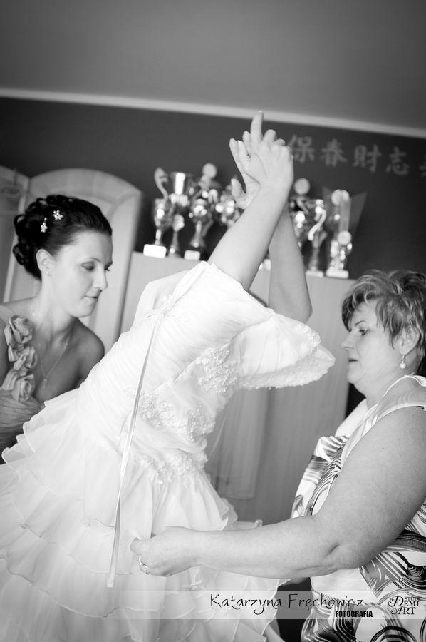 DSC_1211 Reportaż ślubny - przygotowania i ceremonia :)