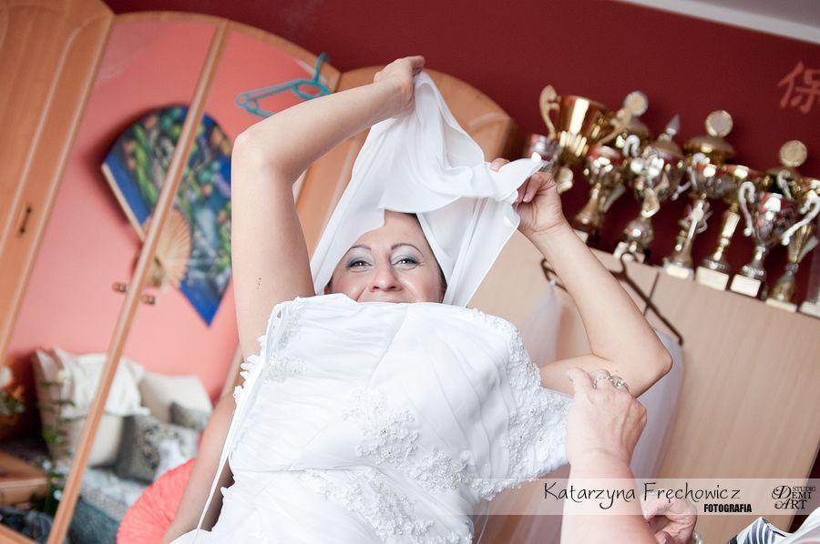 DSC_1231 Reportaż ślubny - przygotowania i ceremonia :)