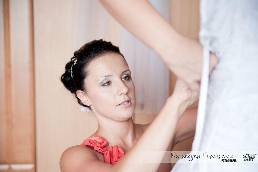 DSC_1251 Reportaż ślubny - przygotowania i ceremonia :)