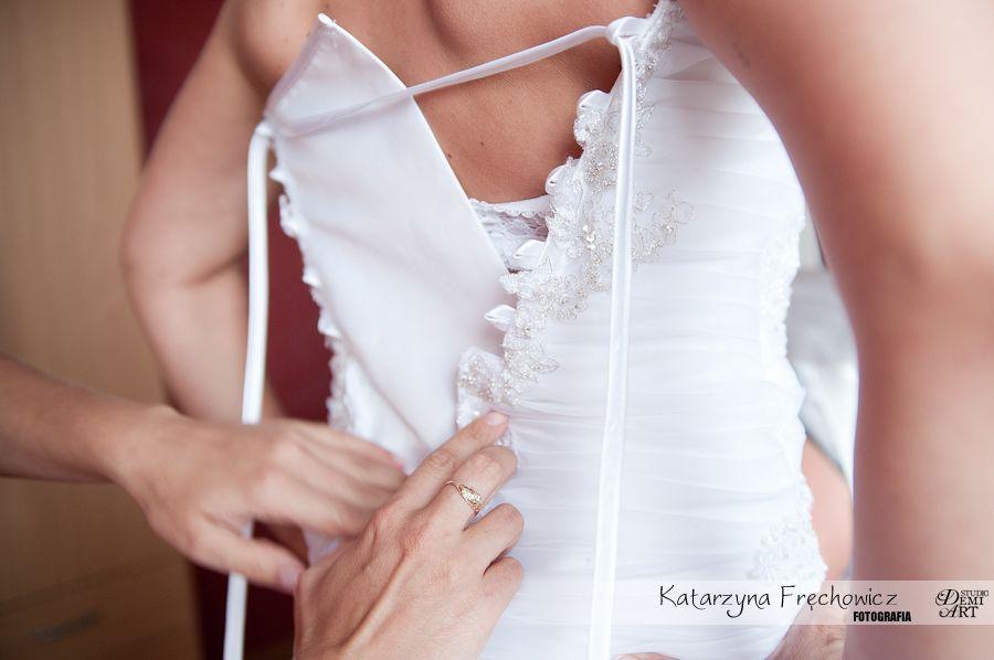 DSC_1302 Reportaż ślubny - przygotowania i ceremonia :)