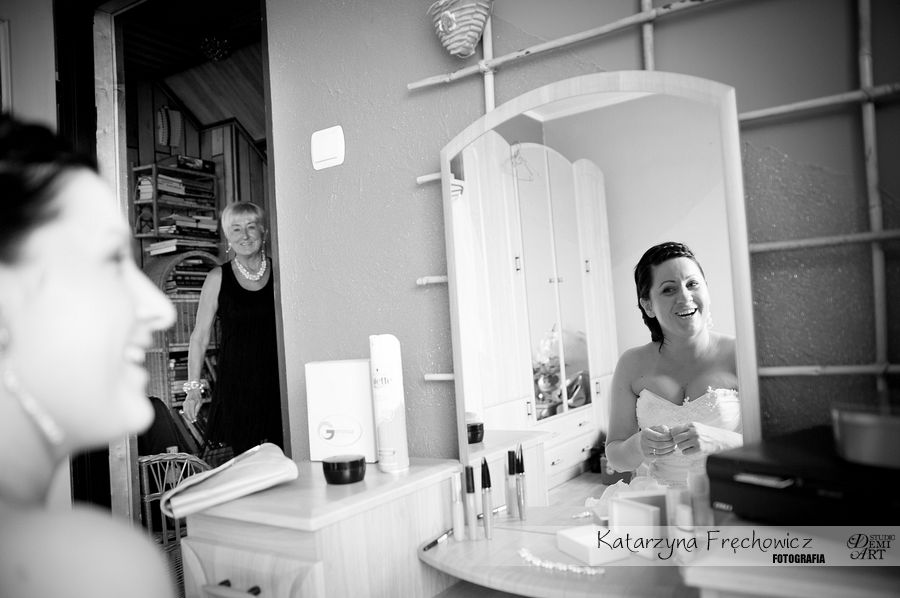 DSC_145 Reportaż ślubny - przygotowania i ceremonia :)