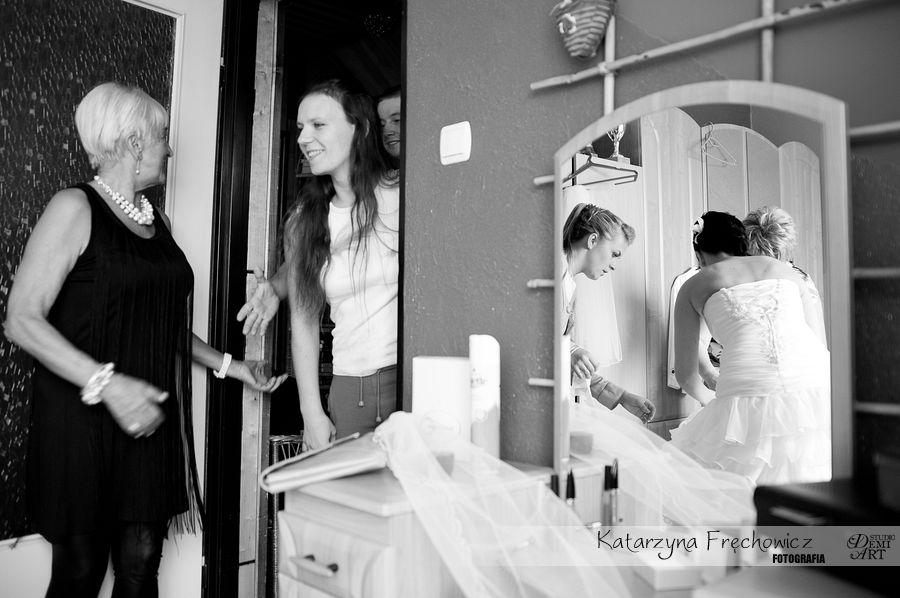 DSC_148 Reportaż ślubny - przygotowania i ceremonia :)