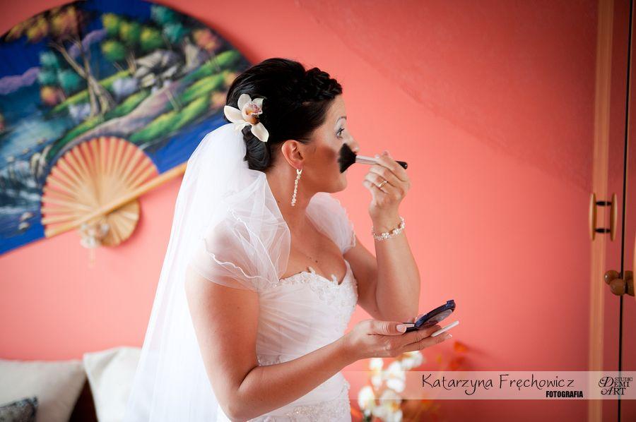 DSC_160 Reportaż ślubny - przygotowania i ceremonia :)