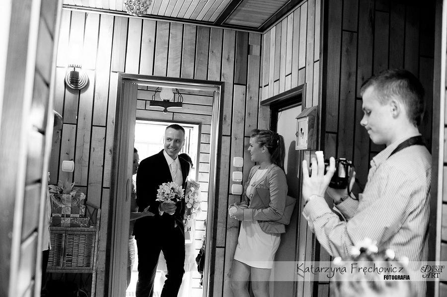 DSC_172 Reportaż ślubny - przygotowania i ceremonia :)