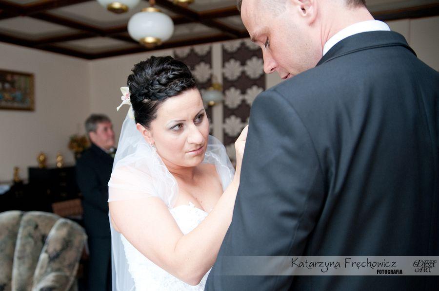DSC_177 Reportaż ślubny - przygotowania i ceremonia :)
