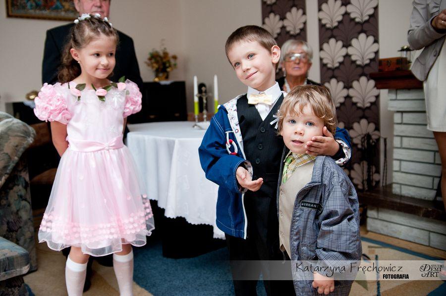 DSC_179 Reportaż ślubny - przygotowania i ceremonia :)
