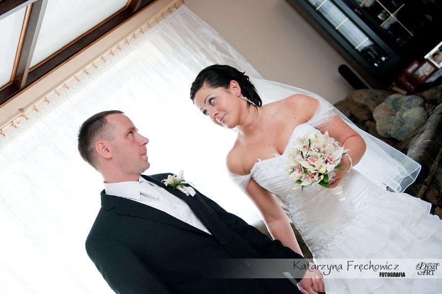 DSC_193 Reportaż ślubny - przygotowania i ceremonia :)