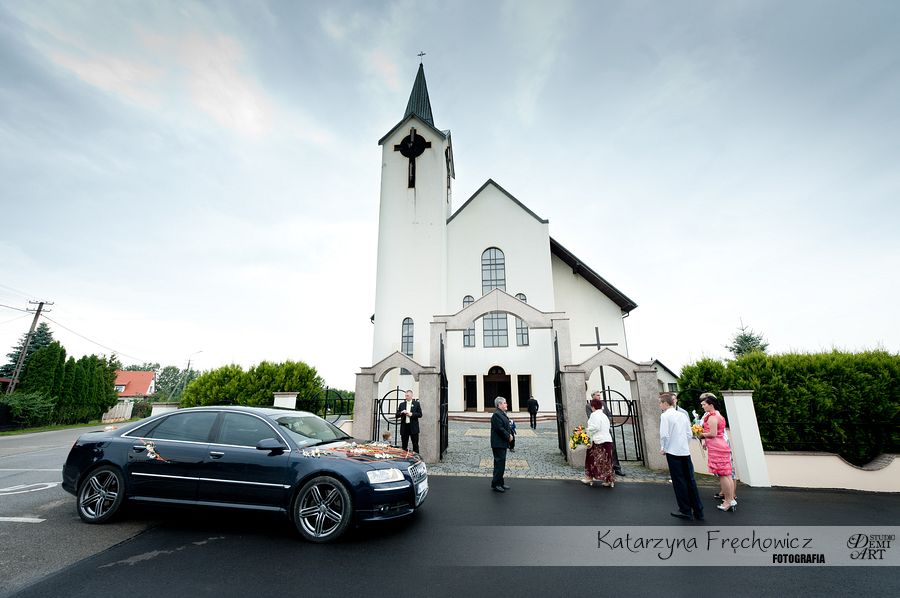 DSC_208 Reportaż ślubny - przygotowania i ceremonia :)