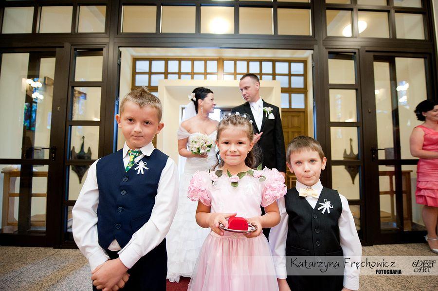 DSC_224 Reportaż ślubny - przygotowania i ceremonia :)