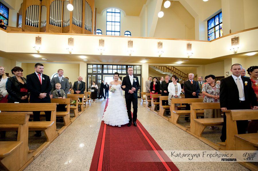 DSC_230 Reportaż ślubny - przygotowania i ceremonia :)