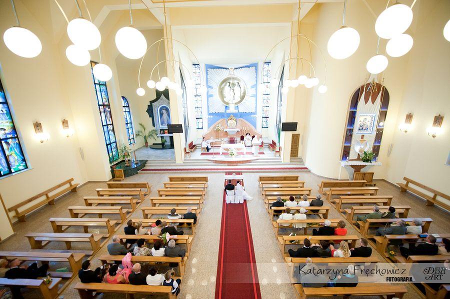 DSC_237 Reportaż ślubny - przygotowania i ceremonia :)