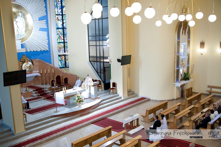 DSC_241 Reportaż ślubny - przygotowania i ceremonia :)