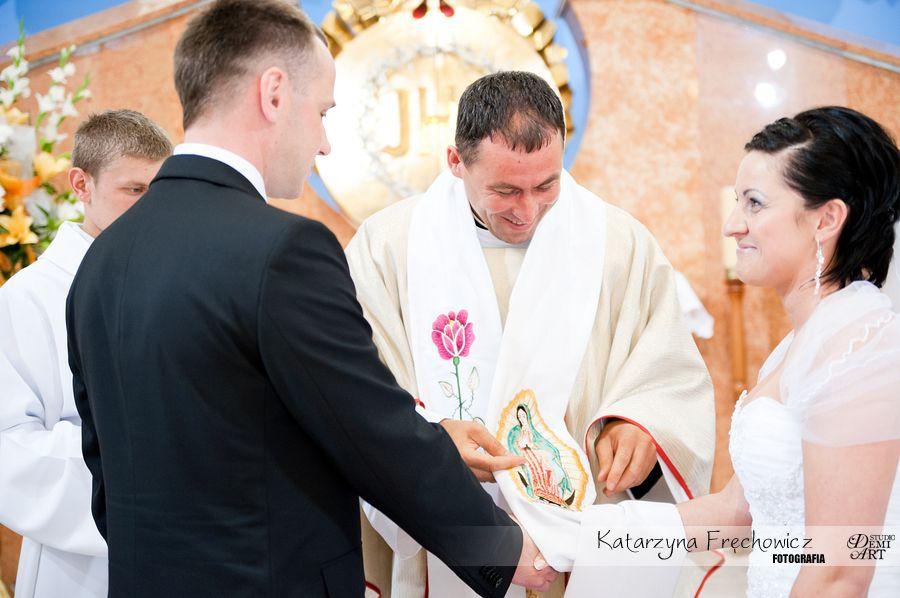 DSC_258 Reportaż ślubny - przygotowania i ceremonia :)