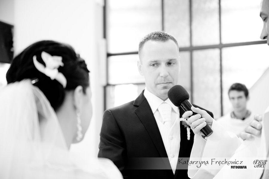 DSC_261 Reportaż ślubny - przygotowania i ceremonia :)