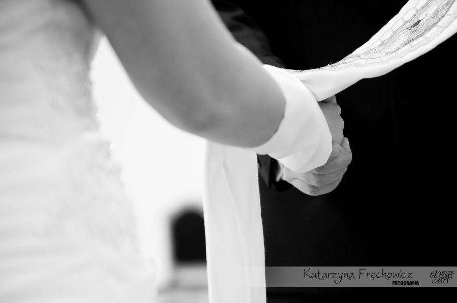 DSC_262 Reportaż ślubny - przygotowania i ceremonia :)