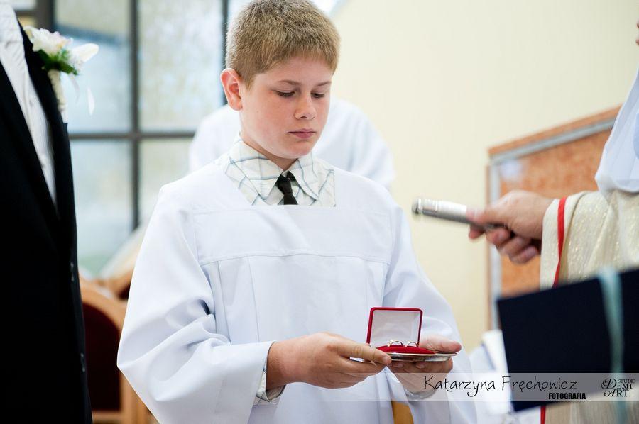 DSC_271 Reportaż ślubny - przygotowania i ceremonia :)