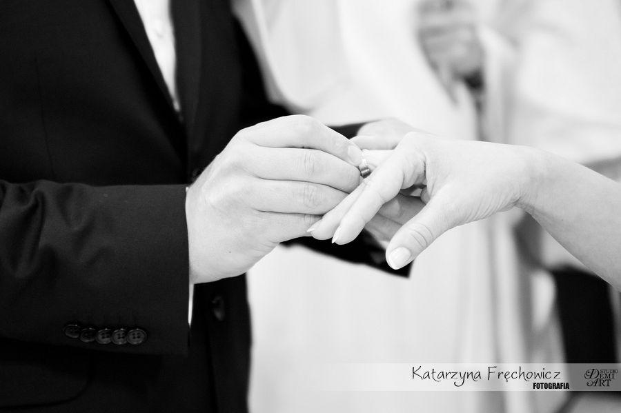 DSC_274 Reportaż ślubny - przygotowania i ceremonia :)