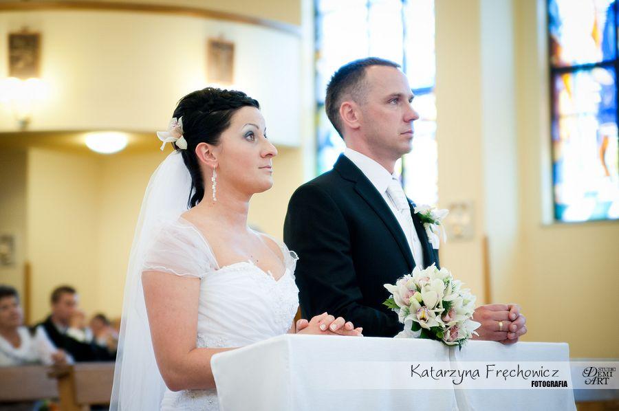 DSC_287 Reportaż ślubny - przygotowania i ceremonia :)