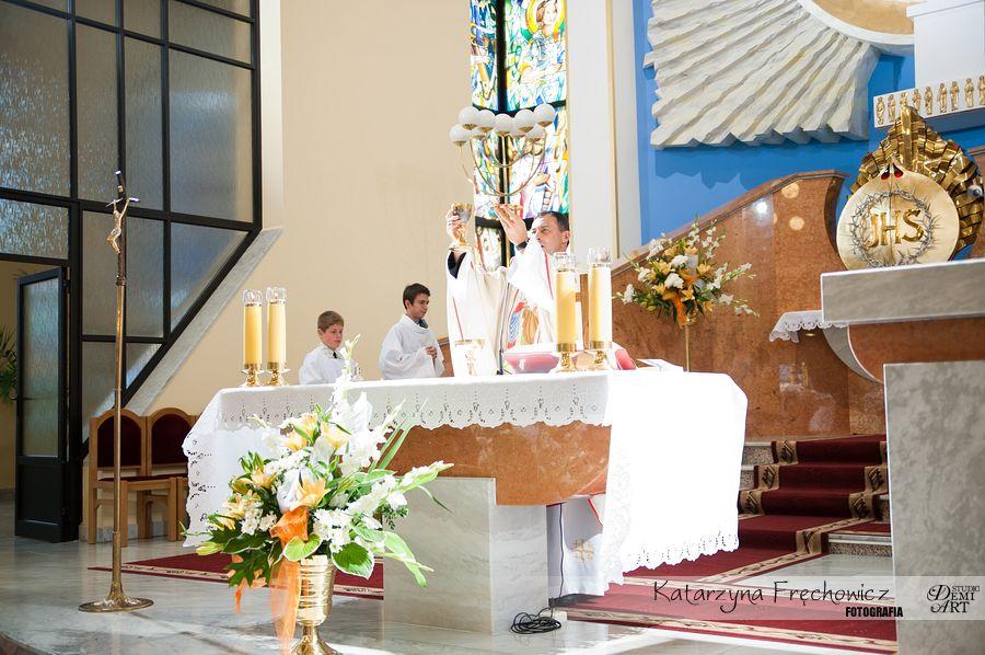 DSC_288 Reportaż ślubny - przygotowania i ceremonia :)