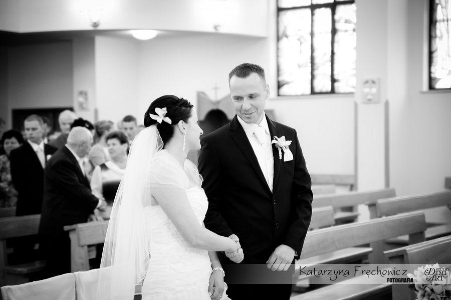 DSC_290 Reportaż ślubny - przygotowania i ceremonia :)