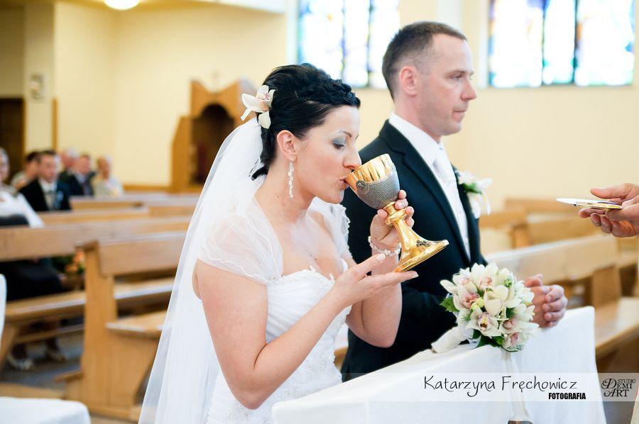 DSC_300 Reportaż ślubny - przygotowania i ceremonia :)