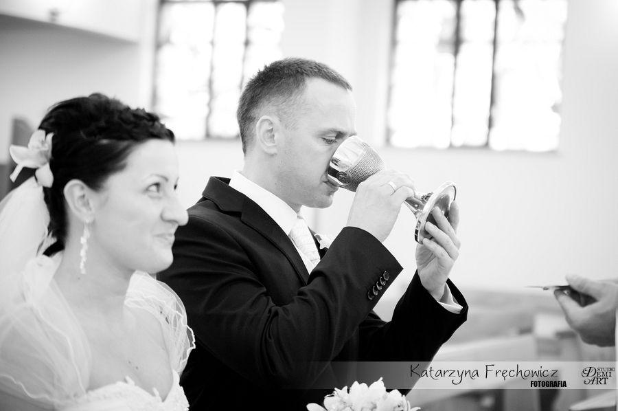 DSC_301 Reportaż ślubny - przygotowania i ceremonia :)