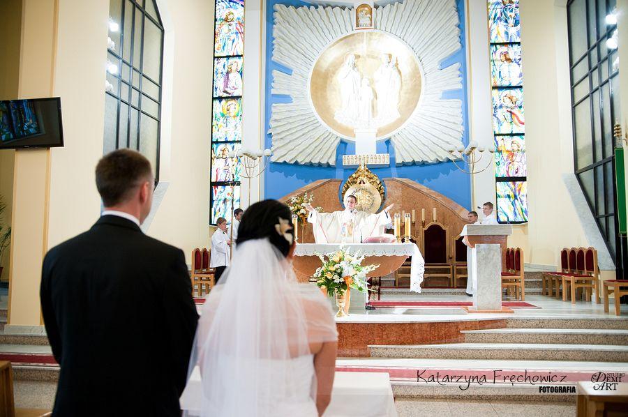 DSC_310 Reportaż ślubny - przygotowania i ceremonia :)