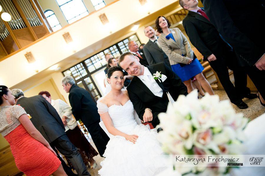 DSC_322 Reportaż ślubny - przygotowania i ceremonia :)
